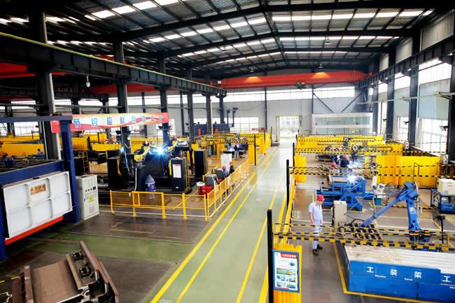 智能化焊接制造中心