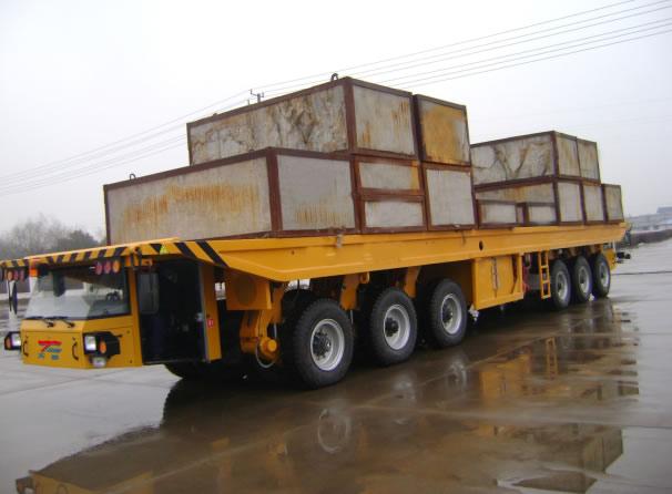 框架运输车