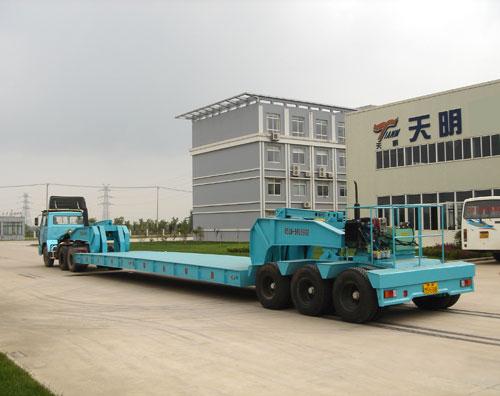 风电发电机运输车