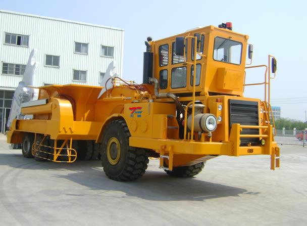钢包运输车