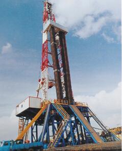 直流电驱动石油钻机