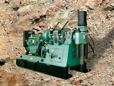 XY-44岩芯钻机