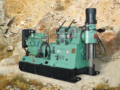 XY-42岩芯钻机