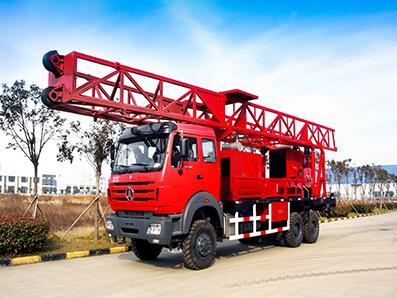 TMC-20X车载式岩芯钻机