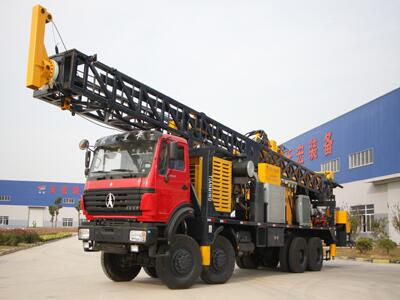 TMC-75型煤层气钻机