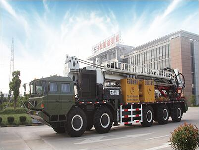 TMC90型高端多功能钻机