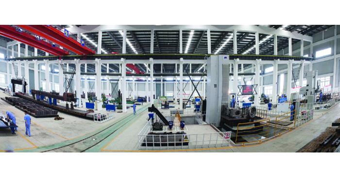 高精度智能化精加工制造中心